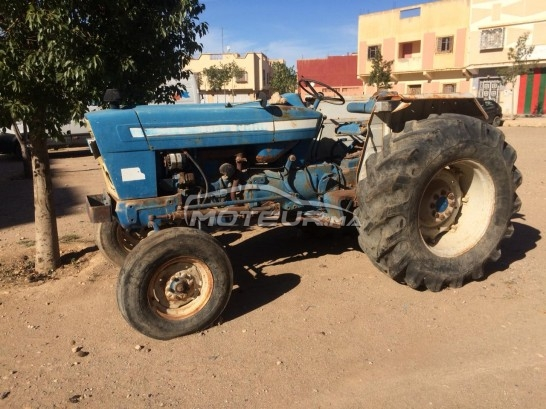 شاحنة في المغرب FORD 6600 6600 - 252587