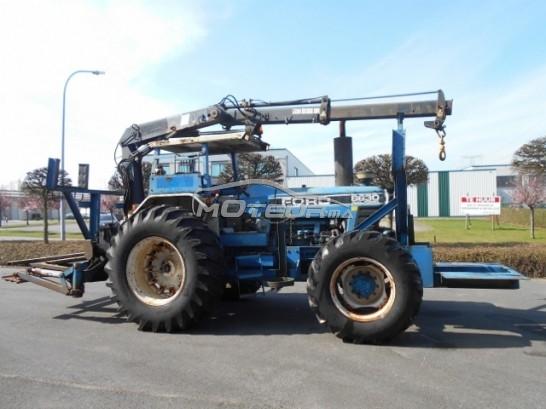Camion au Maroc FORDAutre Tracteur agriculture 8630 dt 4x4 - 155758