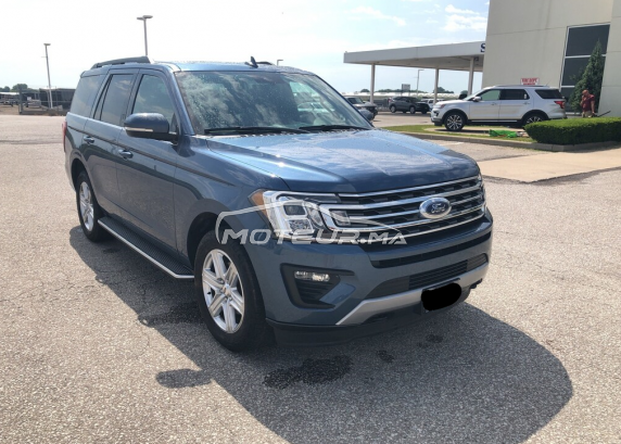 FORD Expedition 4x4 3.5l v6 ecoboost. مستعملة