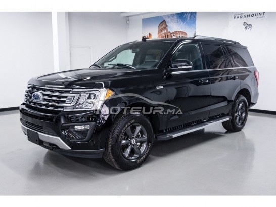 FORD Expedition Xlt 3.5l ecoboost مستعملة