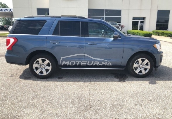 FORD Expedition 4x4 3.5l v6 ecoboost. occasion 869705