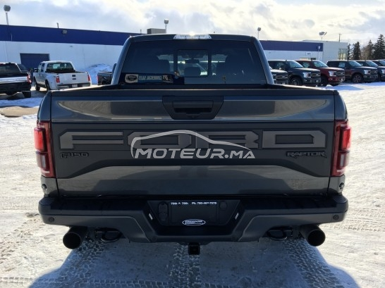 FORD F-150 Raptor supercrew occasion 1139419