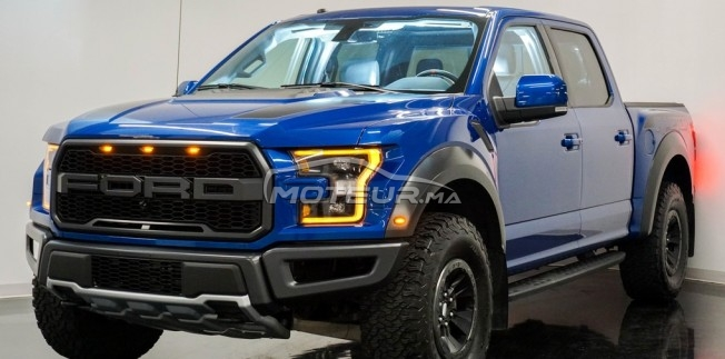 FORD F-150 Raptor supercrew 3.5l v6 twinturbo,450 ch مستعملة