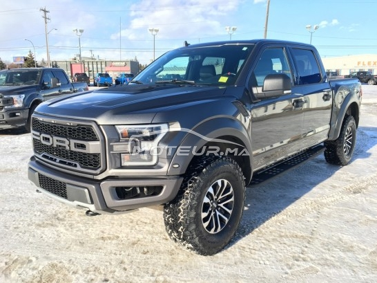 FORD F-150 Raptor supercrew occasion 1139415