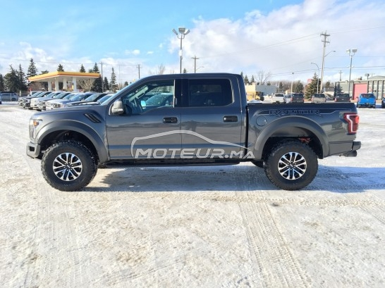 FORD F-150 Raptor supercrew occasion 1139416