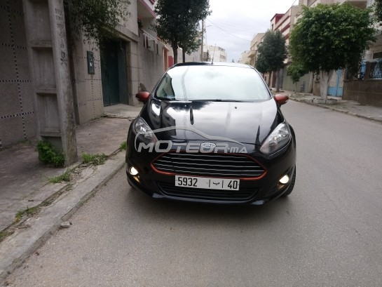 سيارة في المغرب فورد فييستا Trend - 206216