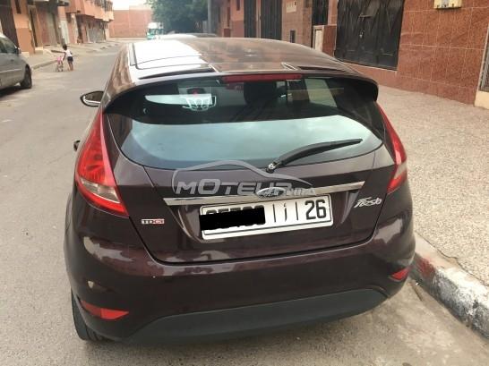 سيارة في المغرب FORD Fiesta Titanium - 167183