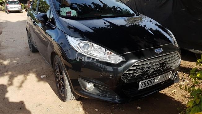 سيارة في المغرب فورد فييستا - 216923