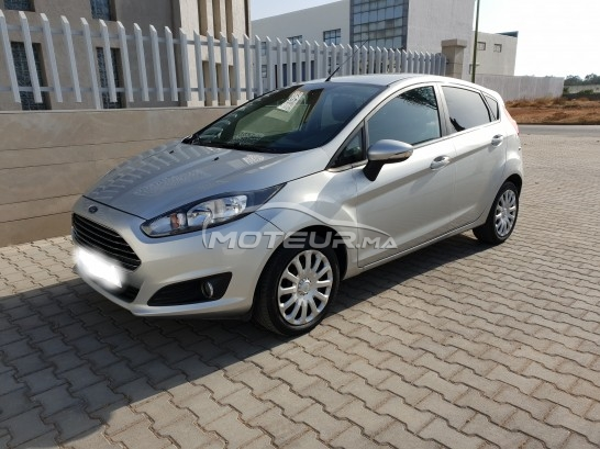 FORD Fiesta 1.6 tdci occasion