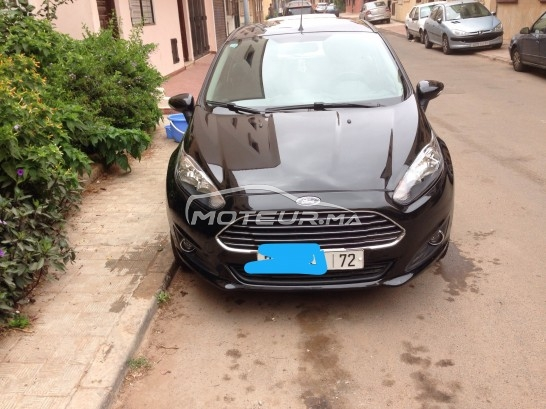 FORD Fiesta Trend plus occasion