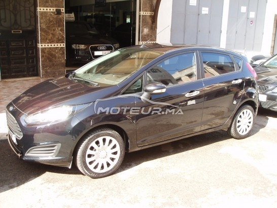 FORD Fiesta Trend occasion