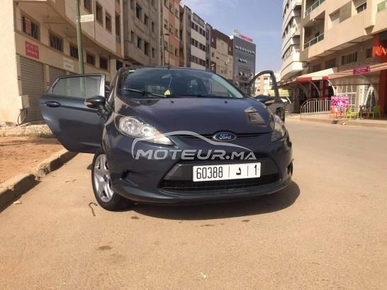 Voiture Ford Fiesta 2012 à meknes  Essence  - 7 chevaux