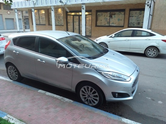 Voiture Ford Fiesta 2015 à el-jadida  Essence  - 7 chevaux