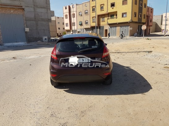 سيارة في المغرب فورد فييستا - 203746