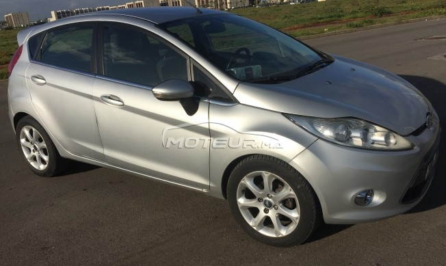 سيارة في المغرب FORD Fiesta Titanium - 257154