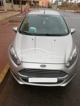 FORD Fiesta Trend occasion 1123778