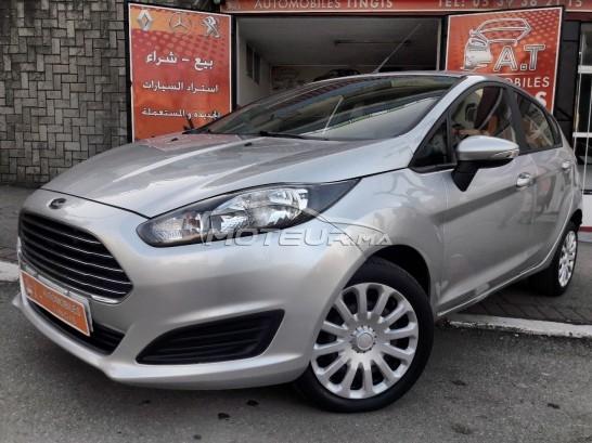 FORD Fiesta 1,5 tdci 6cv diesel مستعملة