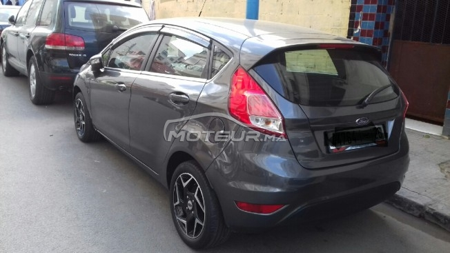 Voiture Ford Fiesta 2017 à casablanca  Essence