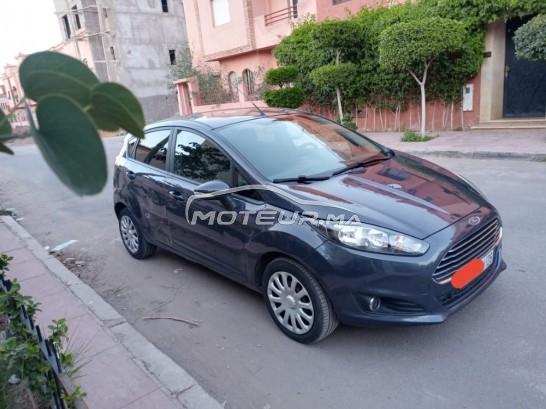 Voiture Ford Fiesta 2015 à marrakech  Diesel