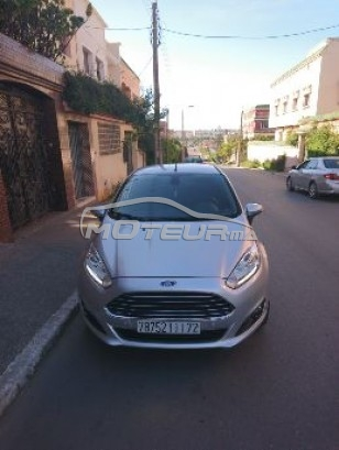 Voiture au Maroc FORD Fiesta Titanium - 222361