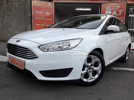 FORD Focus Phase 2 1.6 tdci 115 ch occasion