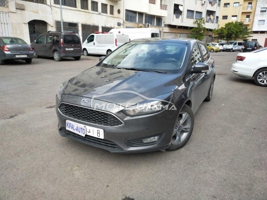 FORD Focus 1.5 tdci 120 trend plus 5p occasion