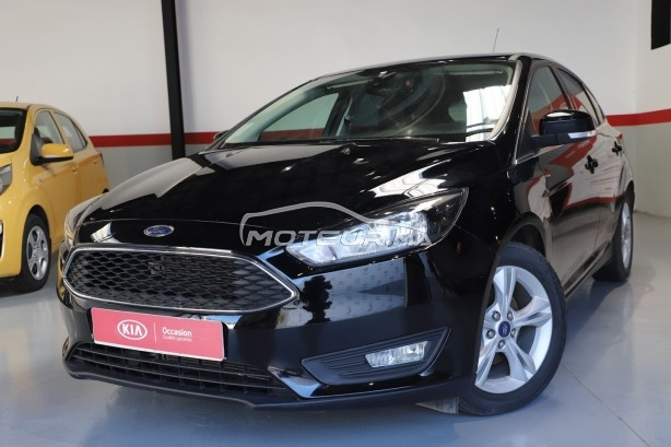 FORD Focus 1.6 tdci 95 ch trend luxe occasion