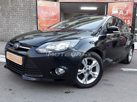FORD Focus Sport 1.6 tdci 115 ch occasion