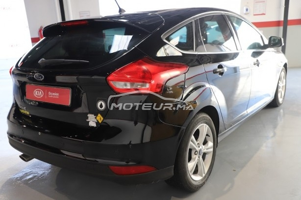 FORD Focus 1.6 tdci 95 ch trend luxe occasion 1098604
