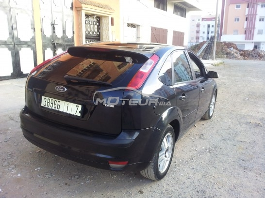 ford focus 1 8 tdci 2007 diesel 160872 occasion rabat maroc. Black Bedroom Furniture Sets. Home Design Ideas