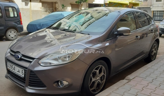 FORD Focus Trend luxe occasion