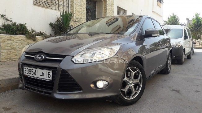 Voiture au Maroc FORD Focus Trend luxe - 227193