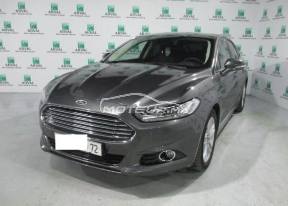 سيارة في المغرب FORD Fusion 2.0 l tdci titanium plus bva - 308762