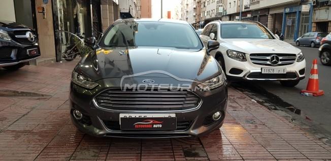 سيارة في المغرب FORD Fusion Titanium - 264381