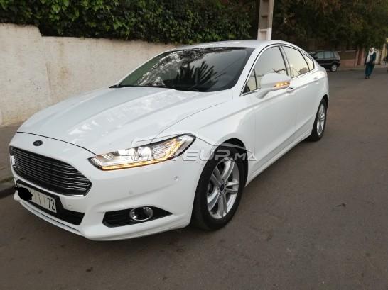 سيارة في المغرب FORD Fusion Titanium plus - 264215