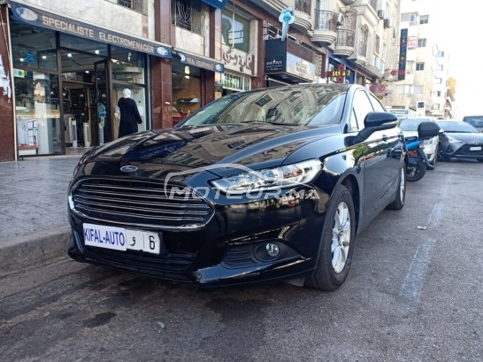 Voiture au Maroc FORD Fusion Trend - 295064