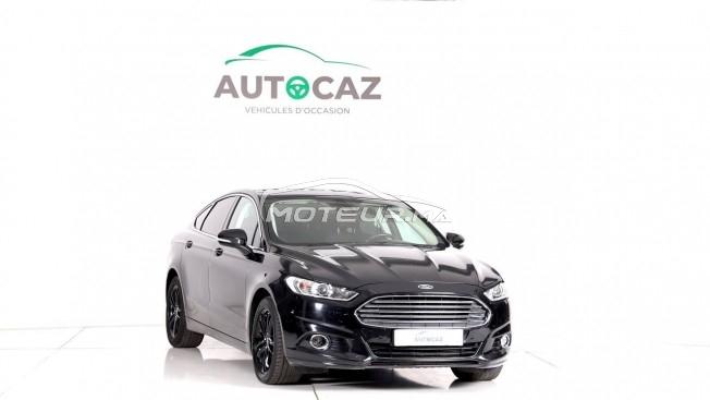 سيارة في المغرب FORD Fusion - 364868