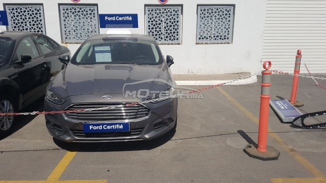 Voiture au Maroc FORD Fusion Trend - 177655