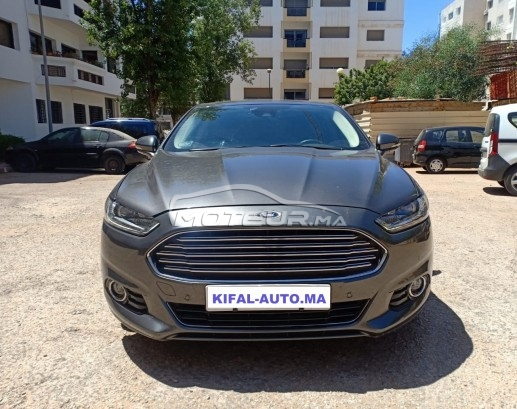 FORD Fusion Titanium plus مستعملة