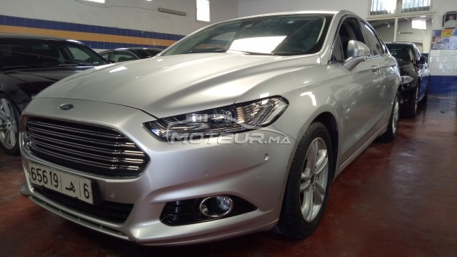 FORD Fusion occasion