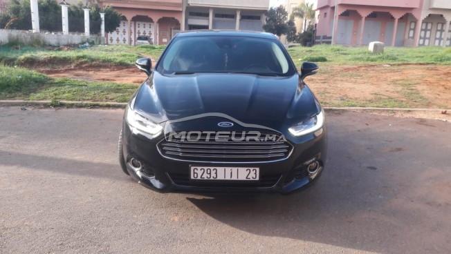 سيارة في المغرب FORD Fusion Titanium - 251371