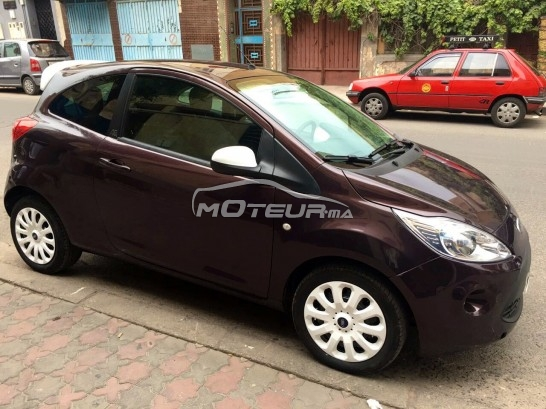 Voiture au Maroc FORD Ka Pack sport 1.3 tdci 90 ch - 169053