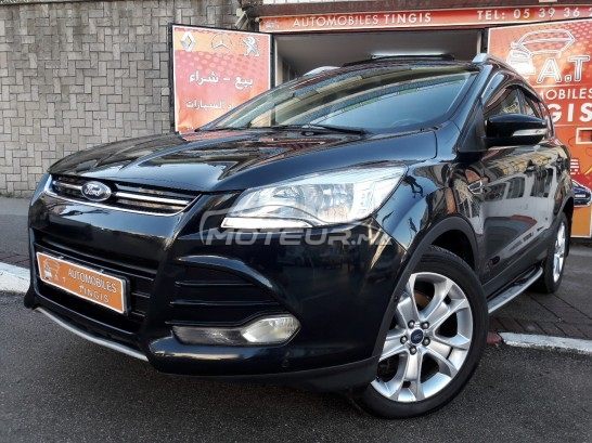 FORD Kuga Titanium x 2.0 tdci 4x4 full options مستعملة