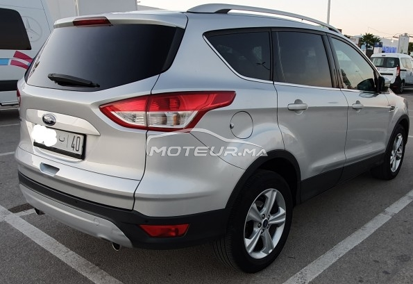 Voiture Ford Kuga 2014 à tanger  Diesel  - 8 chevaux