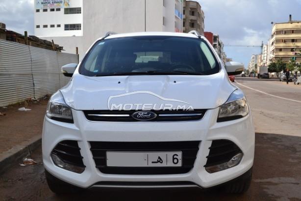 Acheter voiture occasion FORD Kuga Titanium au Maroc - 297024