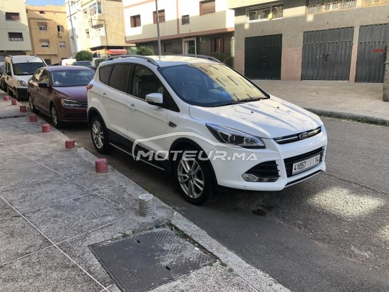 FORD Kuga Titanium plus مستعملة