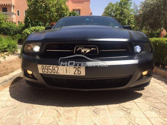 Voiture au Maroc FORD Mustang - 164416