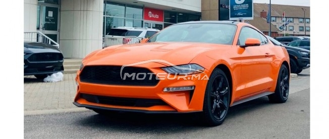FORD Mustang 2.3 l premium ecoboost fastback occasion