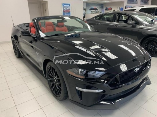 FORD Mustang Gt premium decapotable occasion 1026952