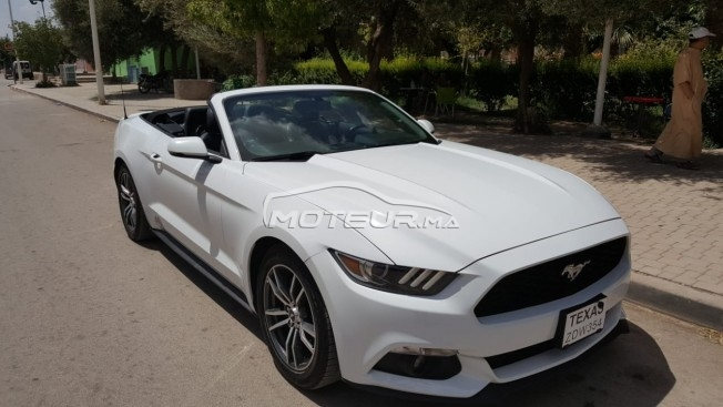 FORD Mustang Ecoboost 2.3l 310 ch occasion 648160